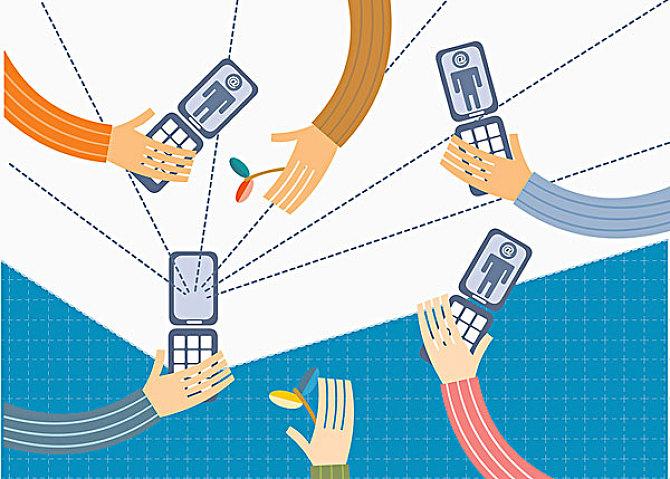 5款网络电话APP,你更喜欢哪个?